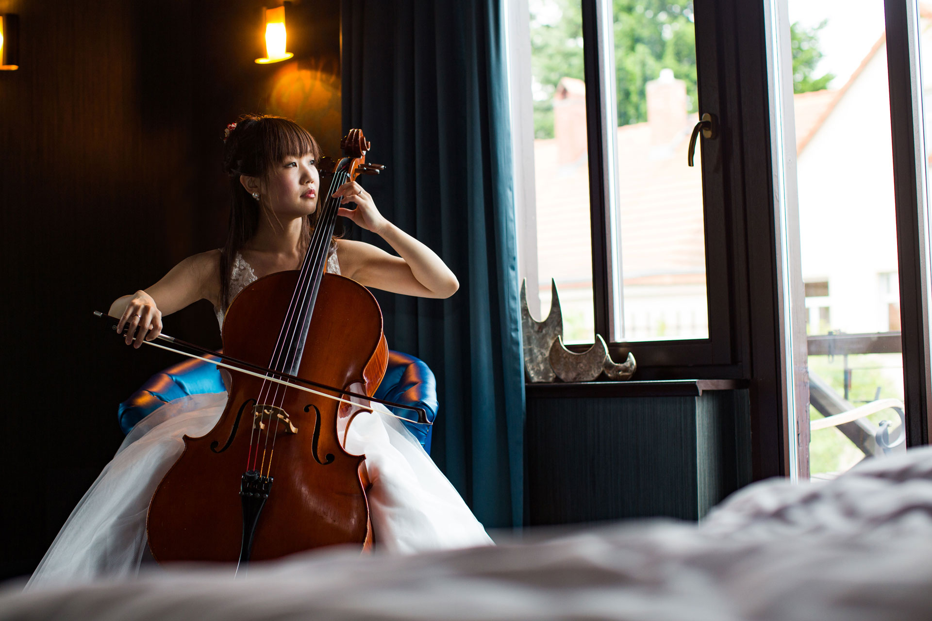 Chiharu Bley // Cello Berlin